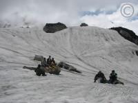 14 Trekking On Snow